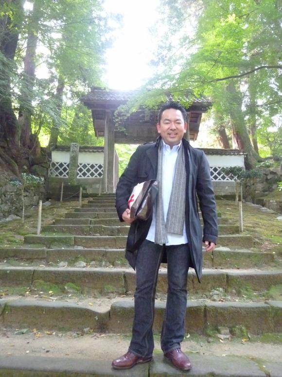 津和野町最終日、永明寺(ようめいじ)_c0180686_1841260.jpg