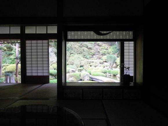 津和野町最終日、永明寺(ようめいじ)_c0180686_186497.jpg