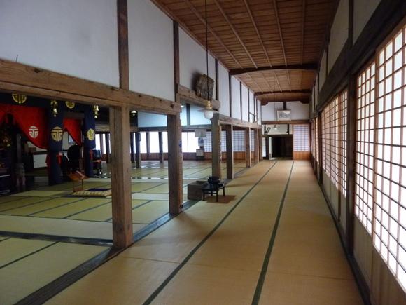 津和野町最終日、永明寺(ようめいじ)_c0180686_1872555.jpg