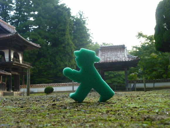津和野町最終日、永明寺(ようめいじ)_c0180686_22172696.jpg