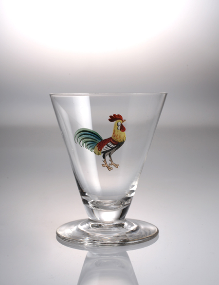 Enamel Cocktail glass_c0108595_1421855.jpg