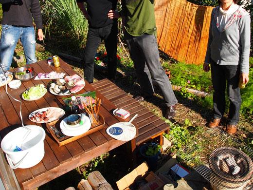 11月14日(日)  秋谷BBQ 2010年秋 (豪華な食材編)_f0167208_23135166.jpg