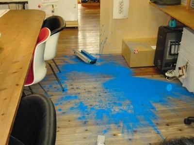 青い床!_b0131012_2154351.jpg