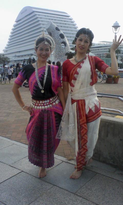 インディアメーラ2010 in 神戸、楽しかった♪_a0088827_22561460.jpg