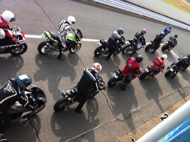 なかよし走行会 HSR九州 in熊本_e0197549_1935314.jpg
