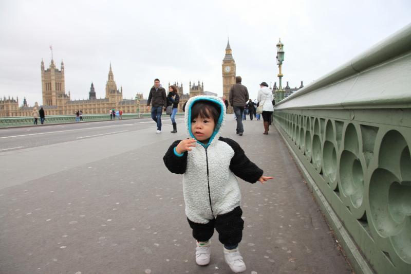 ロンドン旅行ビッグベン編_c0187779_5105459.jpg