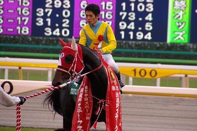 武蔵野S(GIII)は、グロリアスノアが重賞2勝目、戸崎圭太騎手は中央重賞初制覇_b0015386_23555836.jpg
