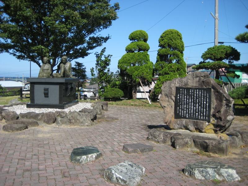 『津軽』を歩く(20)小泊_c0013687_22411972.jpg