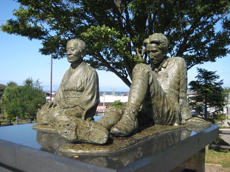 『津軽』を歩く(20)小泊_c0013687_2241240.jpg