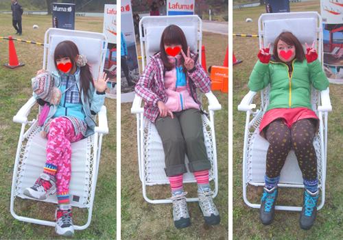 「山ガール、はじめてのランドネ! @ROKKOSAN」にて_e0177207_923727.jpg