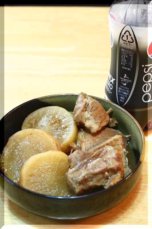 豚肉のコーラ煮_f0100825_2056185.jpg