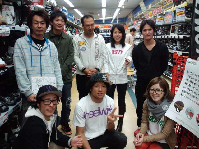 アルペン春日井店さん_c0151965_1194922.jpg