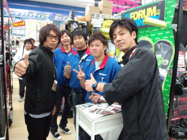 アルペン春日井店さん 2_c0151965_1264982.jpg