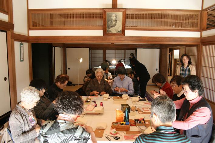 好天に恵まれ快適だった2010年秋の北鎌倉匠の市・匠展_c0014967_19452455.jpg