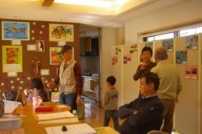 高野祭に北鎌倉まちづくり協議会の仲間が果物など出店_c0014967_21324543.jpg