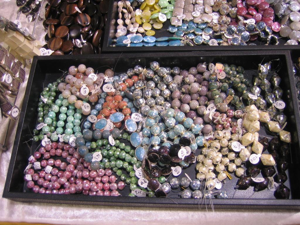 Beads show 初参加_b0121501_1183338.jpg
