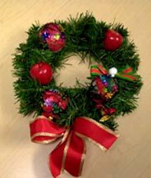 クリスマスリース講座_b0019903_012187.jpg