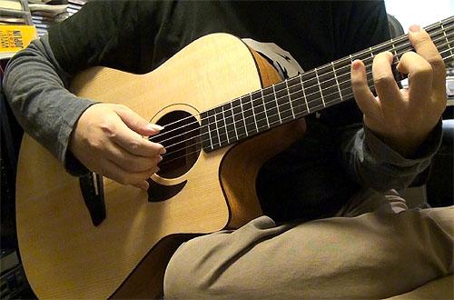"""南澤先生直伝レッスン """"SP-8"""" 『バターチキンとギターの会発足』_c0137404_2234615.jpg"""