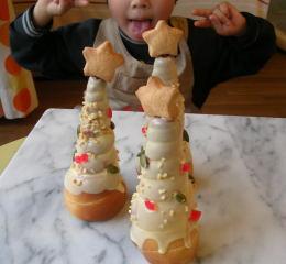 クリスマスツリーⅡ_b0189238_2262919.jpg