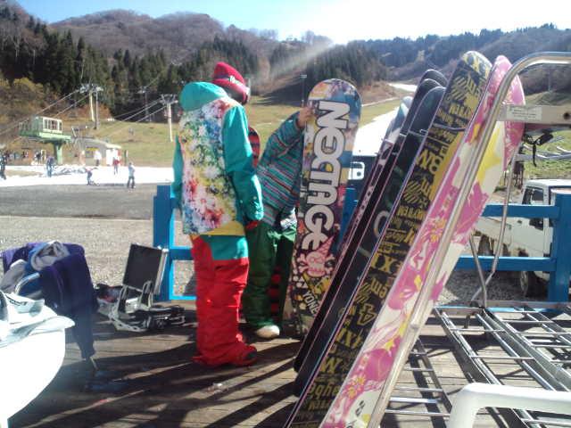 ホワイトピア高鷲スキー場_c0151965_2317090.jpg