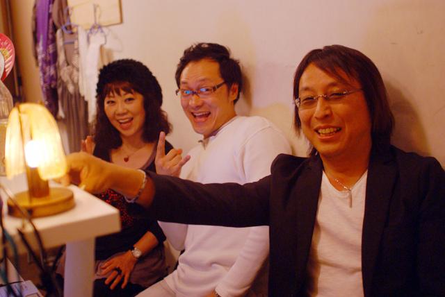 MIQueen 東京初公演 終了!!_d0155569_15282752.jpg