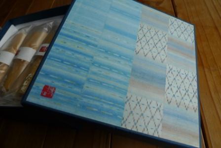 『しむらの色』展と『たねや』さんのコラボ。_f0177373_19405286.jpg