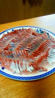 大漁で大量、それから読書。_e0168583_22242983.jpg