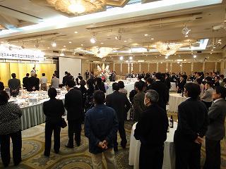 浦佐スキー学校創立50周年記念パーティー_b0092684_23422694.jpg