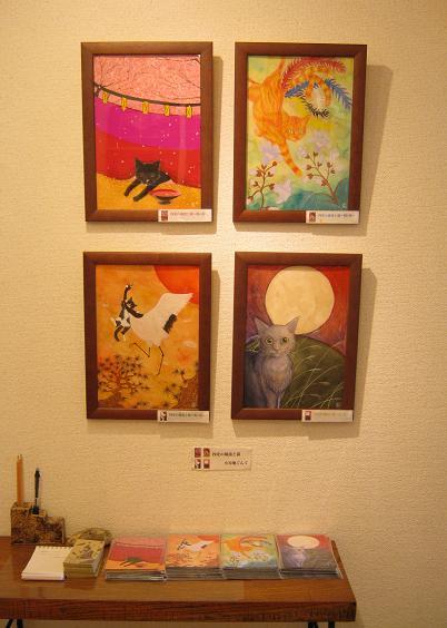 高円寺裏通り猫展 2日目_e0134502_176141.jpg
