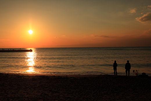 11月16日(火)  夕陽の想い出_f0167208_04395.jpg