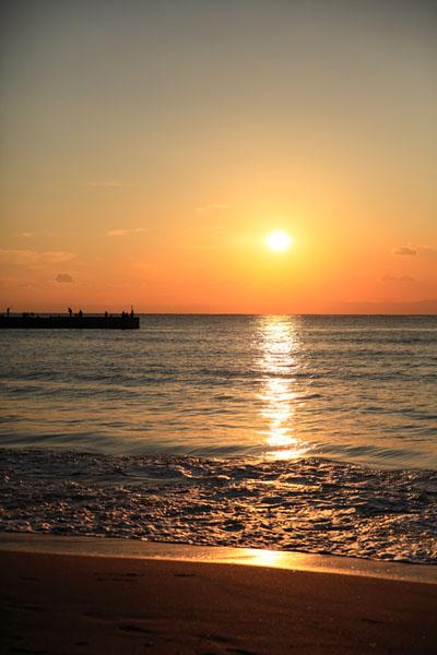 11月16日(火)  夕陽の想い出_f0167208_044035.jpg