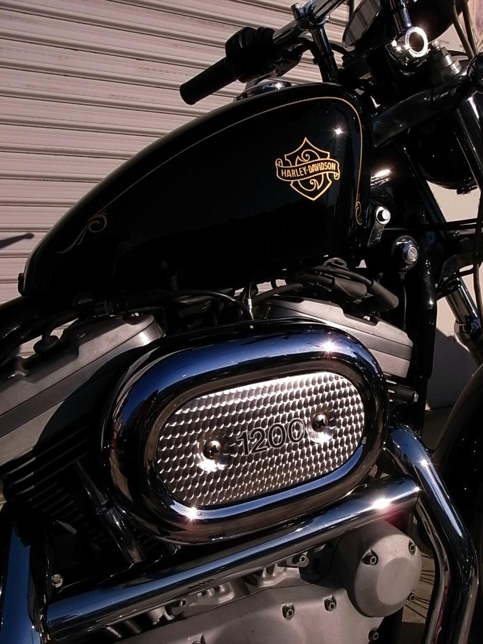 Harley Davidson XL1200S_b0160319_13275141.jpg