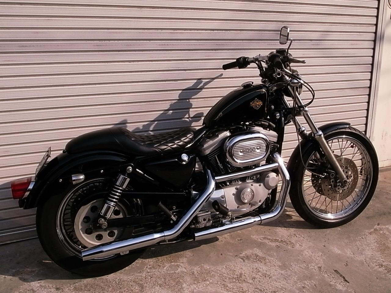Harley Davidson XL1200S_b0160319_1328810.jpg