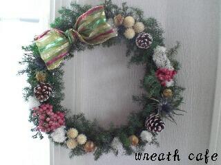 ヒムロスギ・クリスマスリース♪_c0207719_11164322.jpg