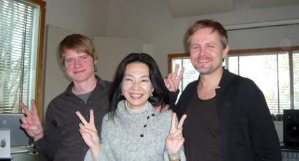 アイスランド・エアウエイブス2日目(前半):シガーロスのスタジオでヨンシーのライブ音源を初体験!他_c0003620_21501124.jpg
