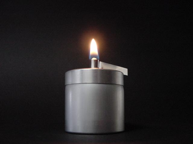 T\'s Oil Lantern // 単体使用&マグ保温_f0113727_10351028.jpg
