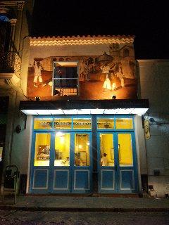 表参道'キューバの見える夜'_a0103940_19422617.jpg