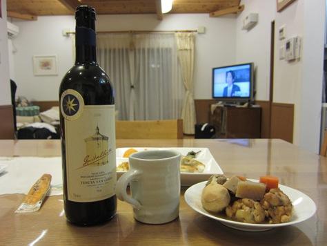 トスカーナ地方のイタリア産ワインをいただくと_b0100062_2135392.jpg
