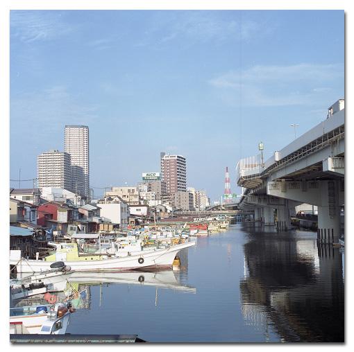 #2654 運河沿いの町_e0175405_6565154.jpg