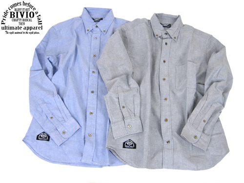 Bivio Oxford shirt_e0204607_1525641.jpg