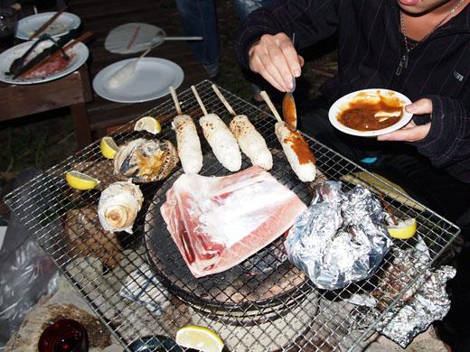 11月18日(木)  秋谷BBQ 2010年秋 (極みの晩餐編)_f0167208_19551082.jpg