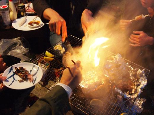 11月18日(木)  秋谷BBQ 2010年秋 (極みの晩餐編)_f0167208_19595357.jpg