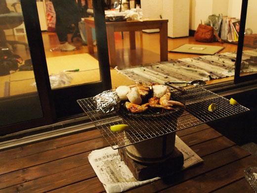 11月18日(木)  秋谷BBQ 2010年秋 (極みの晩餐編)_f0167208_2012291.jpg