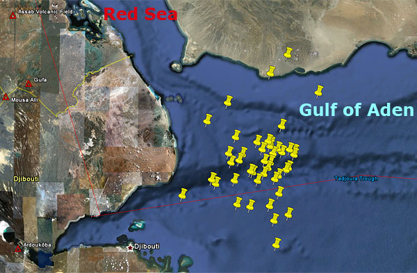 アデン湾で何が?:海底10kmの群発地震と商船なしの謎?_e0171614_18534152.jpg