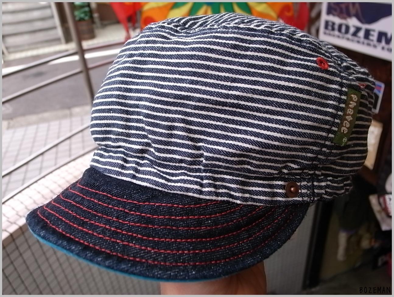PHATEE HALF CAP  BOZEMAN ORIGINAL_f0159943_12483630.jpg