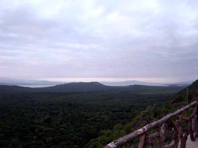 エチオピア(23) アルバミンチ、パラダイス・ロッジの朝_c0011649_0112135.jpg