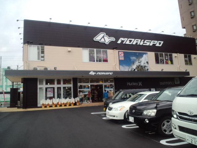 モリヤマスポーツ 大高店  さん☆名古屋_c0151965_2235718.jpg