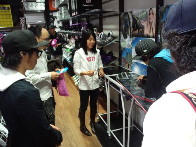 モリヤマスポーツ 大高店  さん☆名古屋_c0151965_22431336.jpg