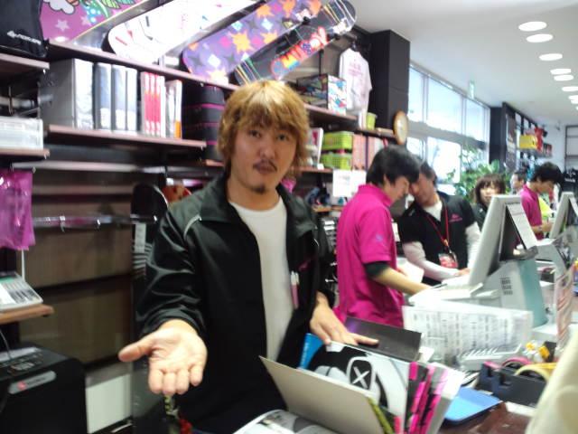 モリヤマスポーツ 大高店  さん☆名古屋_c0151965_22462342.jpg