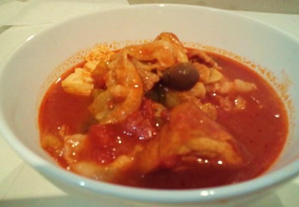 野菜たっぷりトマト煮込みスープ☆_c0151965_2252676.jpg